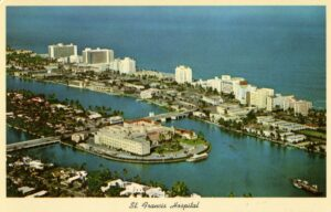 Postcard 1958 North Beach