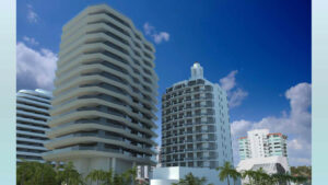 Proposed New Tower next to Versailles Hotel