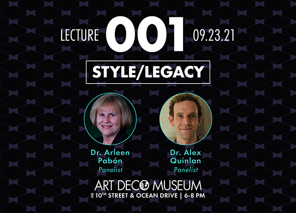 Lecture 001 - Style/Legacy