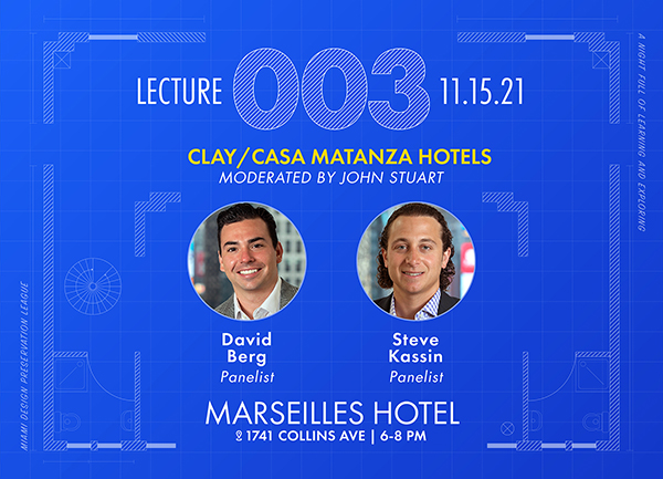 Art of Architecture Lecture 3: David Berg and Steve Kassin
