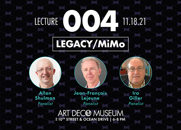 Lecture 4 - Legacy/MiMo